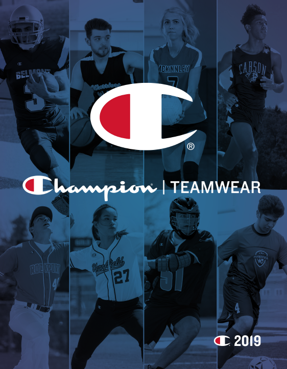 Champion Teamwear B2B cover