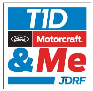 Customize for a Cause with Ford T1D & Me