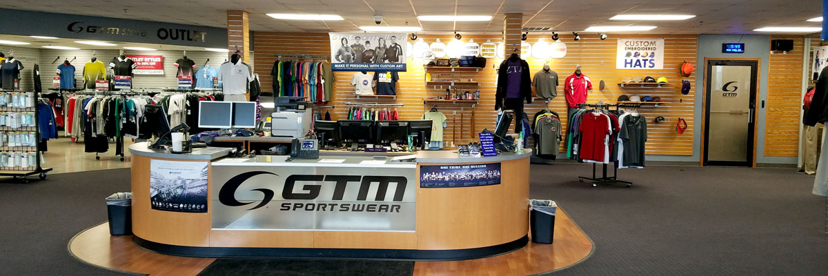 GTM Sportswear - The largest selection of decorated apparel