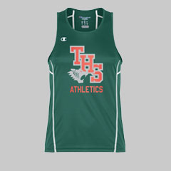 shop raceday singlet