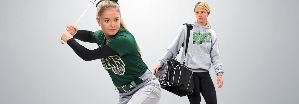 size 40 7d384 cbef4 Softball uniforms, warm ups, jackets, team apparel ...